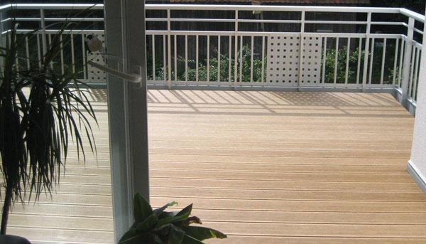 Bambus Bamboo Bambusterrasse